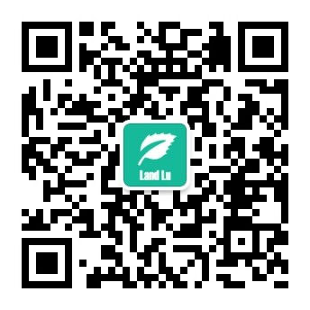 landlu微信公众号二维码